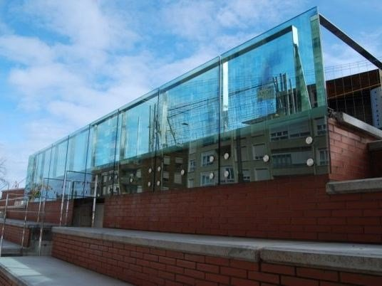 Outdoor railing systems FITECHNIC Balustrade RCTF-FITM14 by Pentagonal