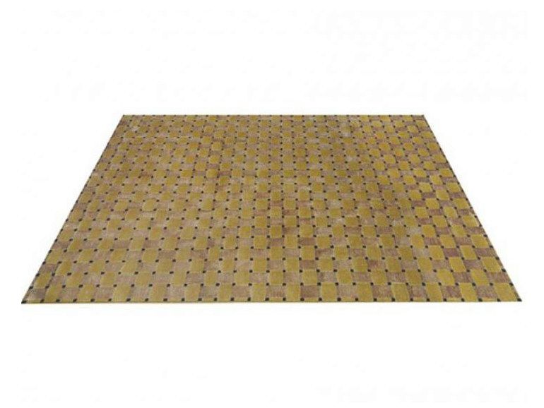 Handmade rectangular rug ELEGANCE BASKET | Handmade rug - EBRU