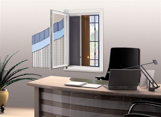 Controtelaio per finestre scorrevoli a scomparsa arpeggio for Finestre velux elettriche prezzi