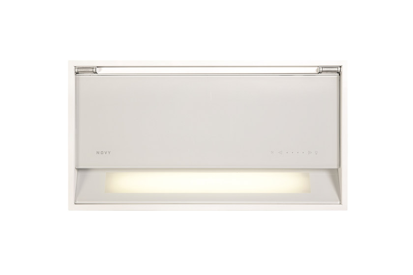 Built-in cooker hood with integrated lighting 680 FUSION - NOVY