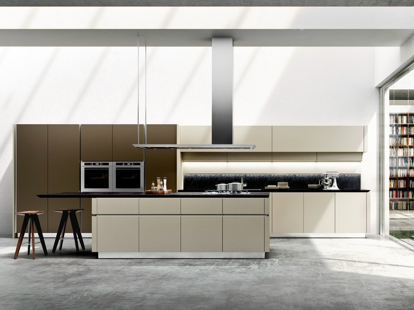 Kitchen with island IDEA | Kitchen with island by Snaidero