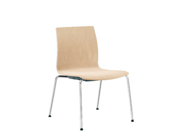 Beech reception chair Q-2 | Reception chair - Sesta
