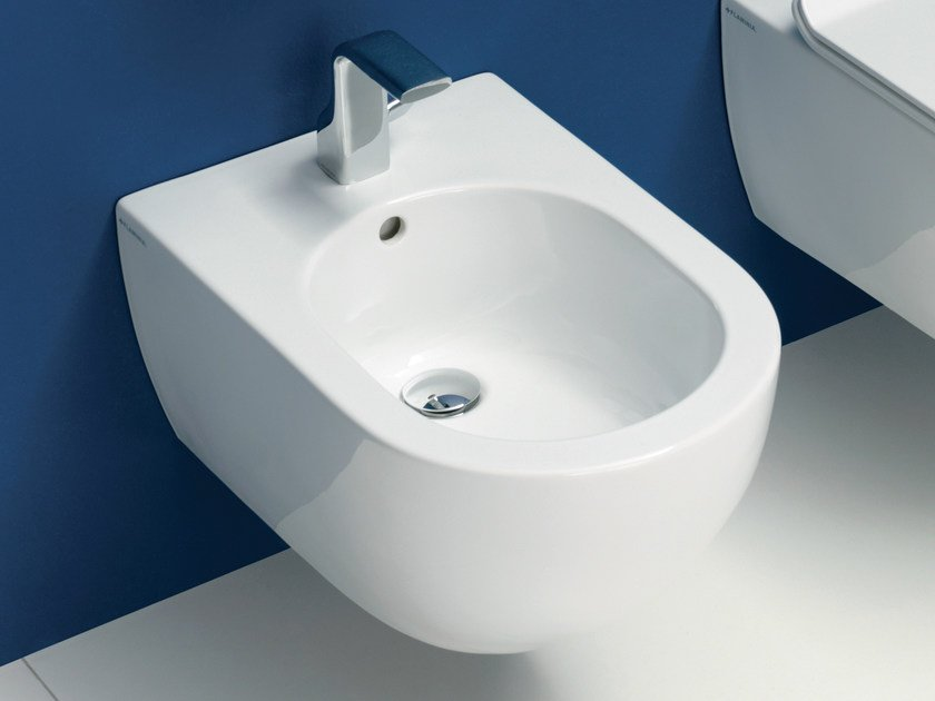 Wall-hung ceramic bidet APP | Wall-hung bidet by CERAMICA FLAMINIA