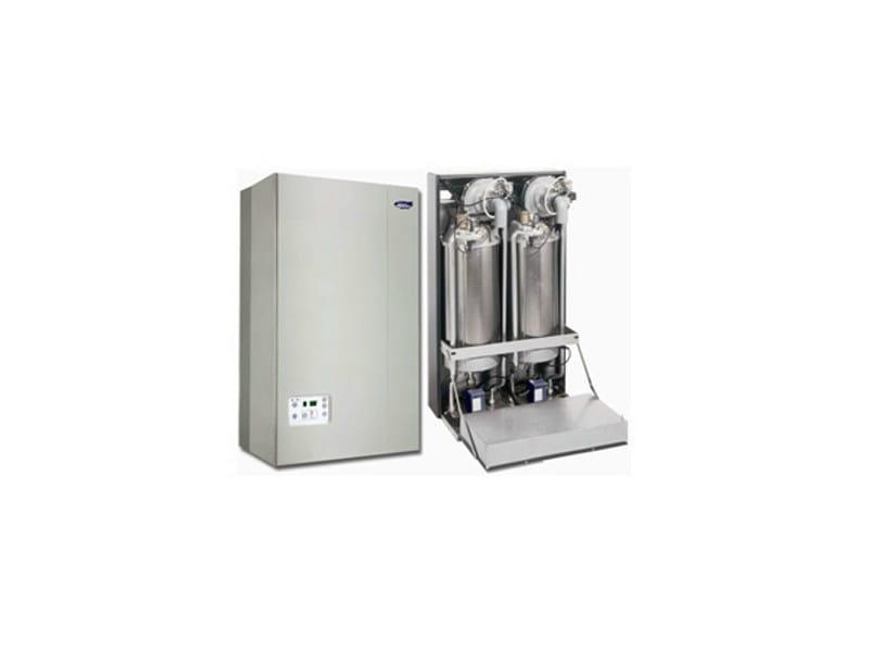 Heating unit and burner FUTURA 51 / FUTURA 52 - TEKNO POINT ITALIA