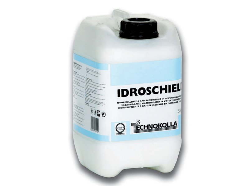 Surface water-repellent product IDROSCHIELD by TECHNOKOLLA - Sika