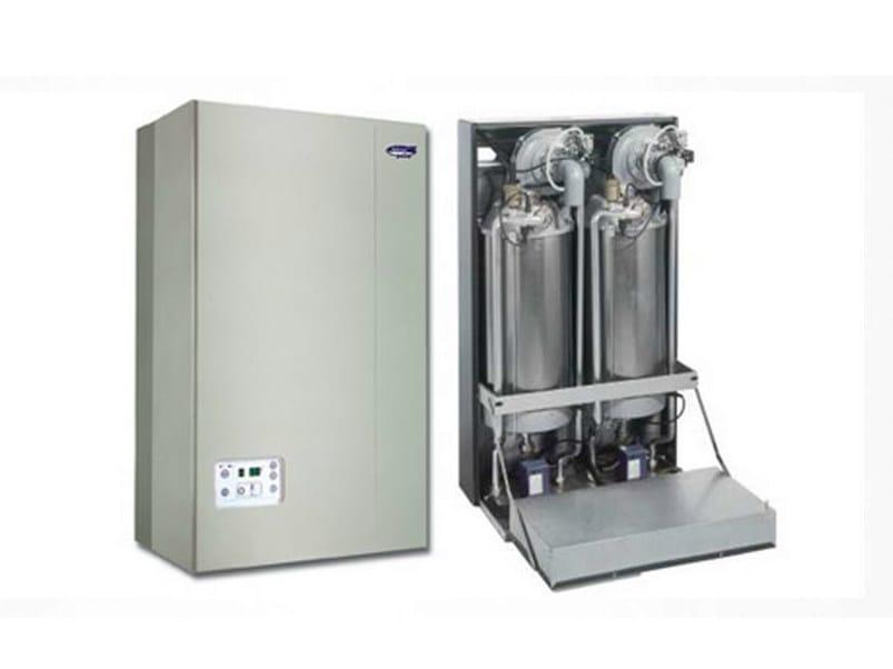 Heating unit and burner FUTURA 75 - TEKNO POINT ITALIA