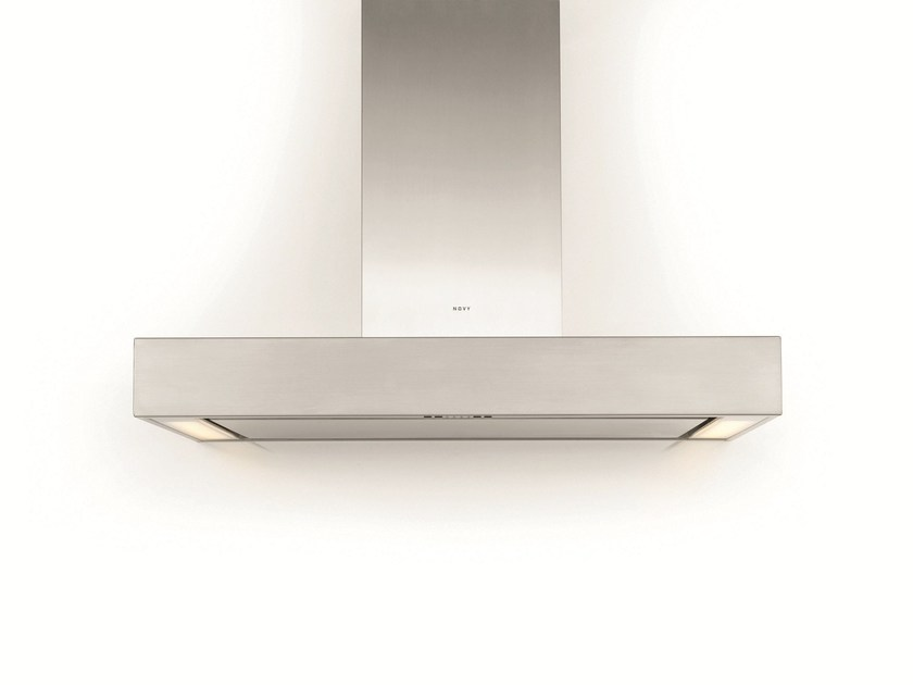 Wall-mounted cooker hood with integrated lighting 7215 PRO'LINE - NOVY