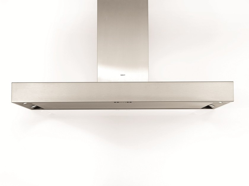 Wall-mounted cooker hood with integrated lighting 7221 PRO'LINE by NOVY