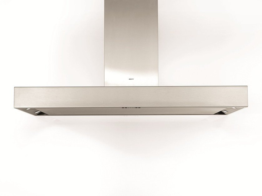 Wall-mounted cooker hood with integrated lighting 7226 PRO'LINE - NOVY