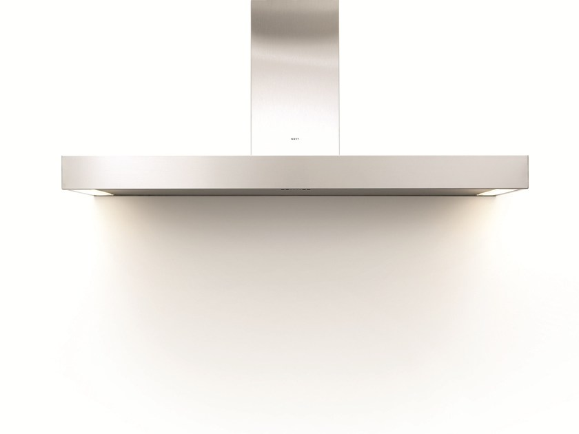 Wall-mounted cooker hood with integrated lighting 7300 PRO'LINE - NOVY