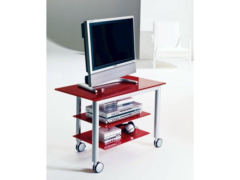 TV crystal trolley ELIOS - Bontempi Casa