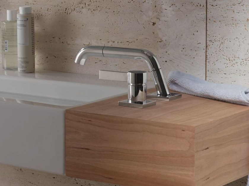 Handshower with hose PERFORMING WATER | Handshower - Dornbracht