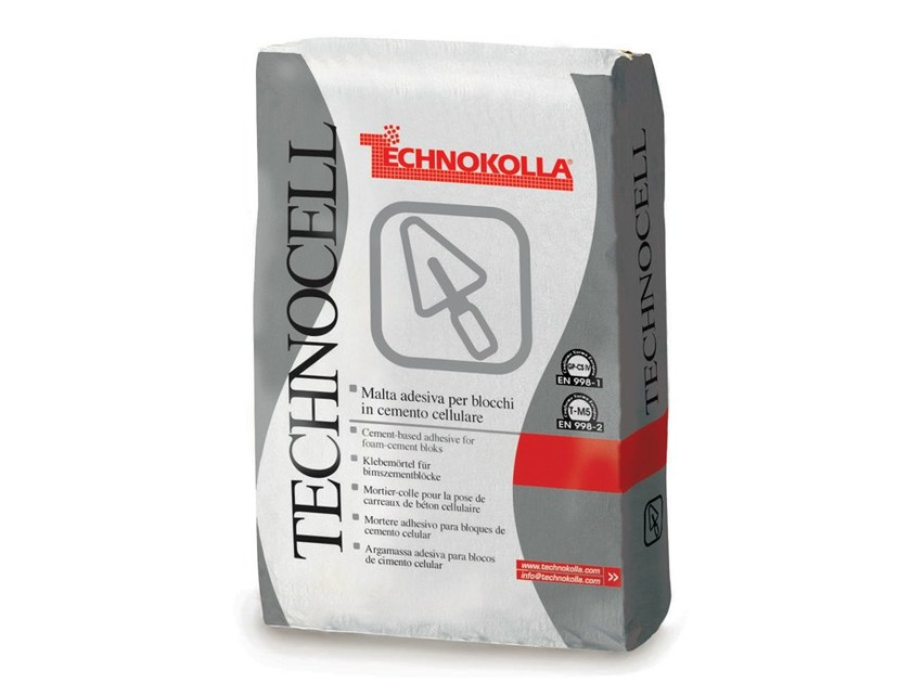 Mortar for masonry TECHNOCELL - TECHNOKOLLA - Sika