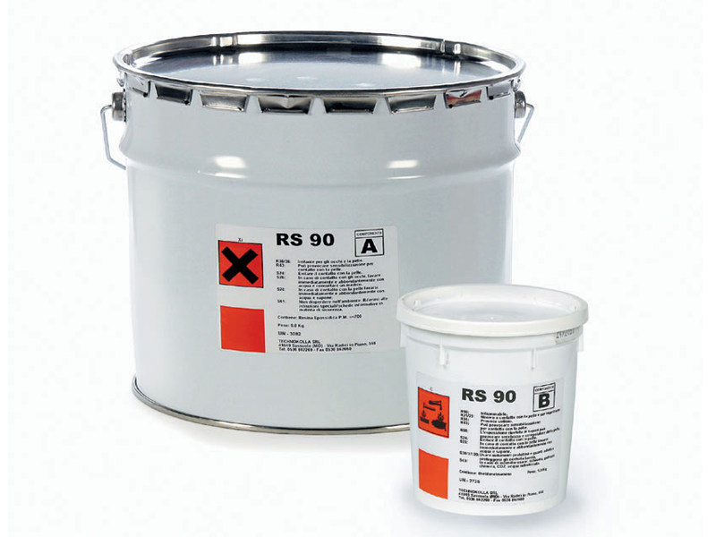 Adhesive for flooring RS-90 - TECHNOKOLLA - Sika