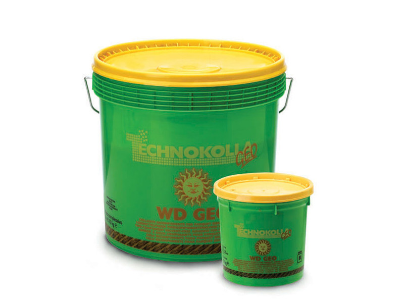 Adhesive for flooring WD-GEO by TECHNOKOLLA - Sika