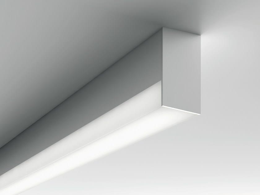 LED direct light ceiling lamp MINIFILE OPENLIGHT | Ceiling lamp - LUCIFERO'S