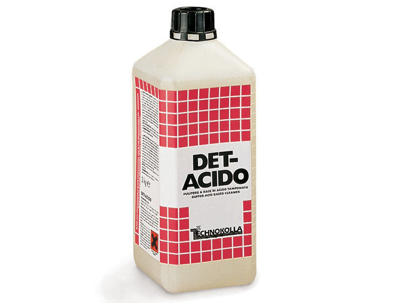 Surface cleaning product DET-ACIDO by TECHNOKOLLA - Sika