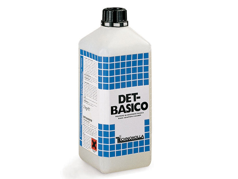 Surface cleaning product DET-BASICO by TECHNOKOLLA - Sika