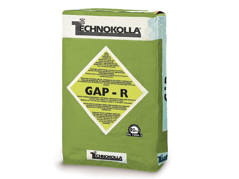 Thixotropic mortar GAP-R - TECHNOKOLLA - Sika