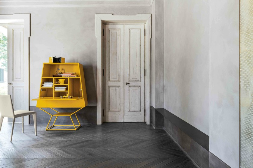 Contemporary style lacquered highboard SUMMER by Bonaldo