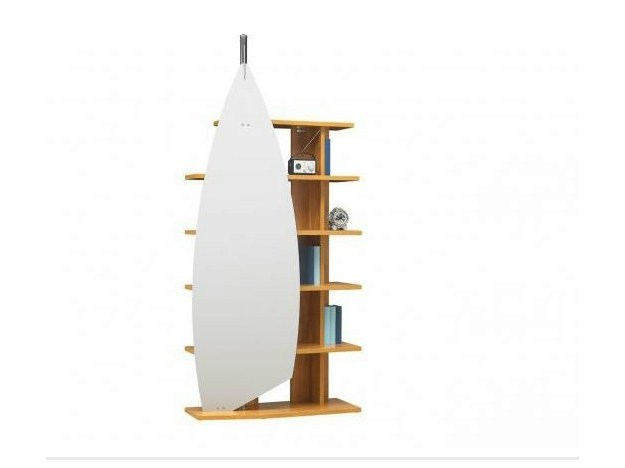 Open wooden bookcase MAJESTIC | Bookcase - GAUTIER FRANCE