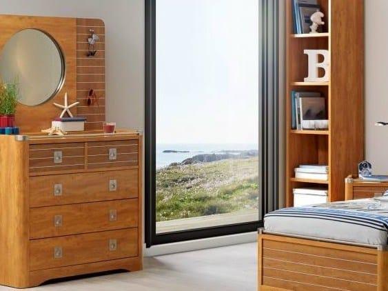cassettiera in legno majestic gautier france. Black Bedroom Furniture Sets. Home Design Ideas