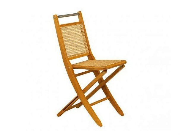 Folding wooden chair MAJESTIC | Chair - GAUTIER FRANCE