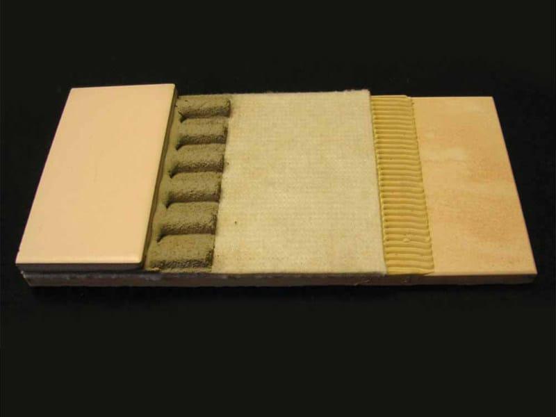 Materassino fonoassorbente pavimenti pannelli termoisolanti - Tappetino per parquet flottante ...