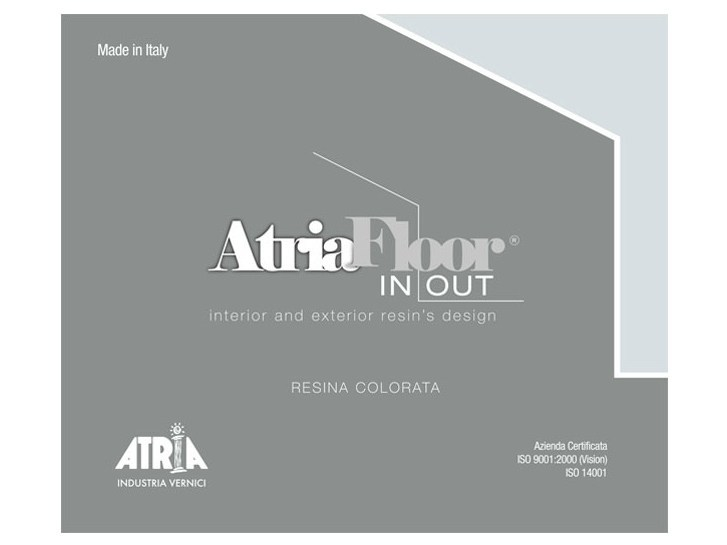 Outdoor wall/floor tiles ATRIAFLOOR IN OUT - COLORIFICIO ATRIA