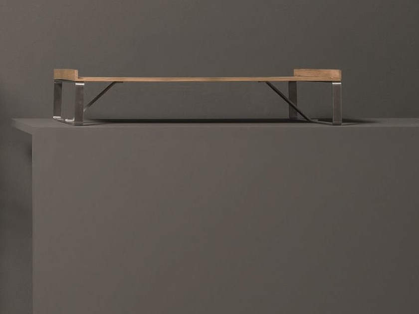 Steel towel rack TWENTY | Towel rack - MAKRO