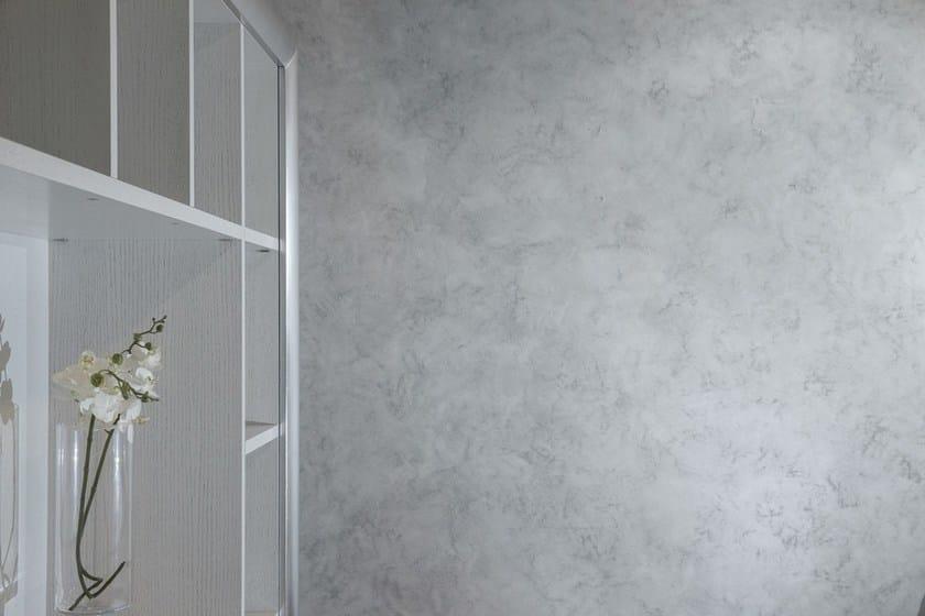 Pittura decorativa termoisolante sofia silver - Pittura decorativa pareti ...