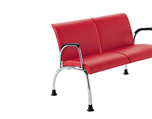 Beam seating with armrests TOMMY | Beam seating - Sesta