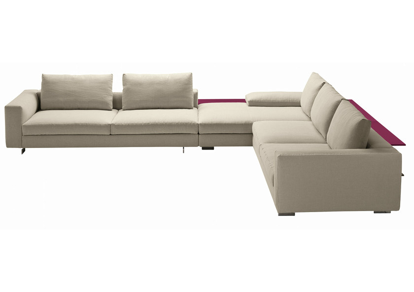 Sectional sofa SCOTT 1235 | Sofa - Zanotta