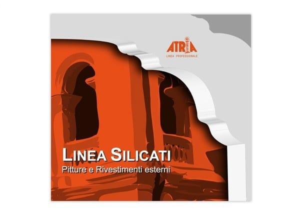 Silicone paint MUROSIL RIVESTIMENTO by COLORIFICIO ATRIA