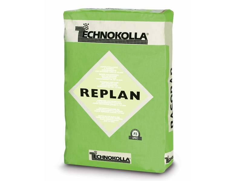 Self-levelling screed REPLAN - TECHNOKOLLA - Sika