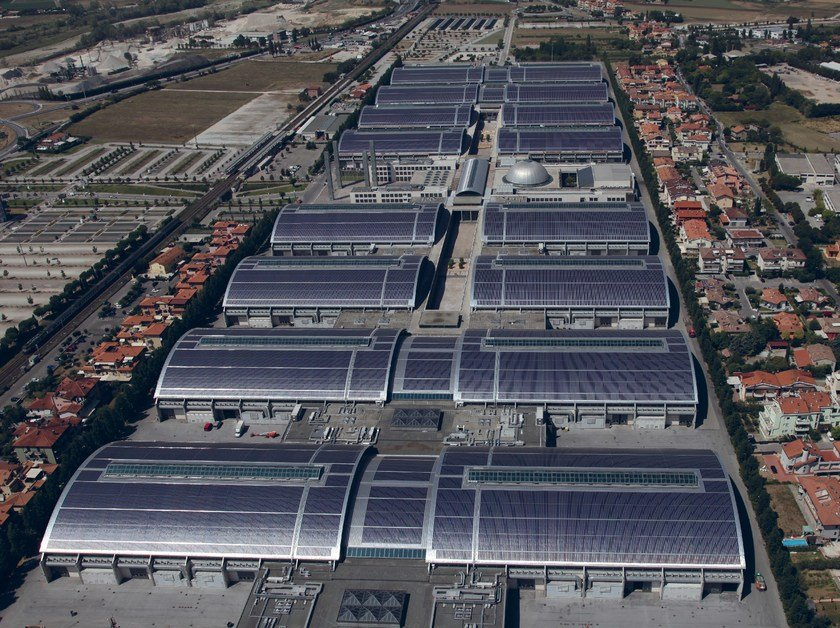 Support for photovoltaic system SOLAR ELIOS by ISCOM