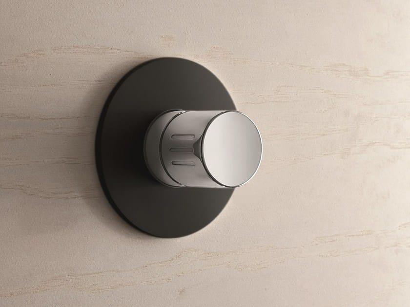 Chromed brass shower mixer MACÒ   1 hole shower mixer - GEDA