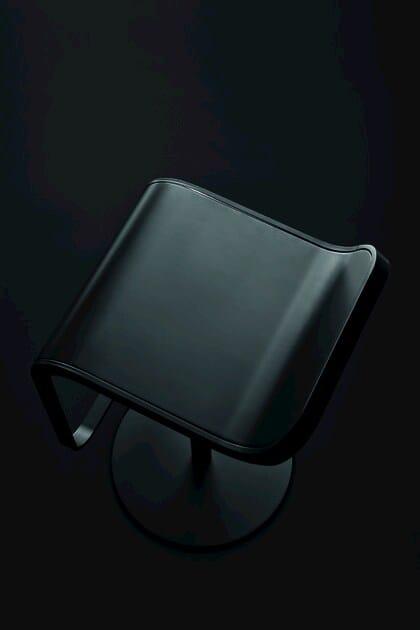 High height-adjustable Fenix-NTM® stool LEM | Fenix-NTM® stool by Lapalma