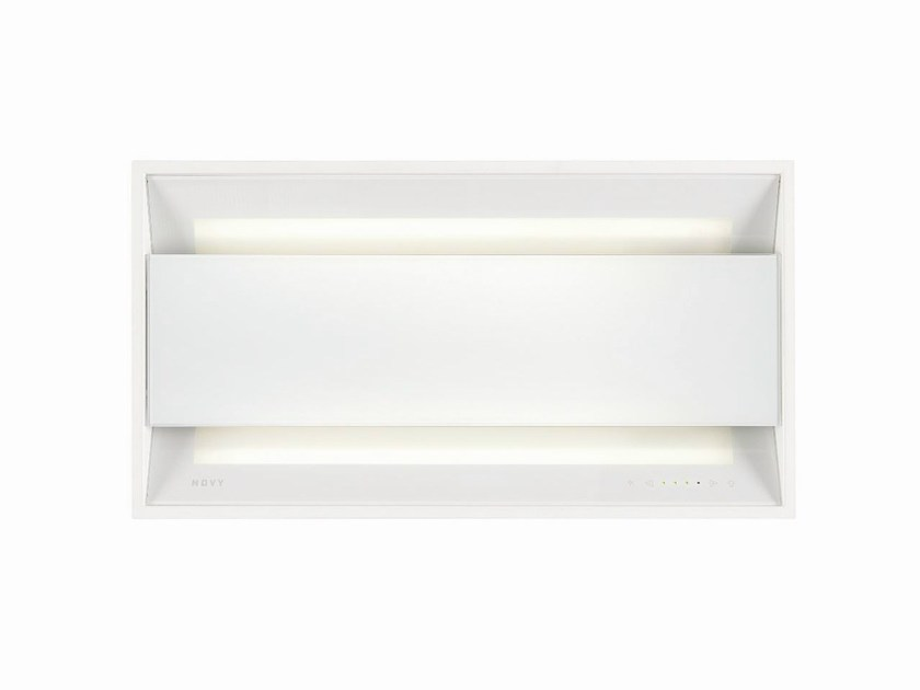 Built-in cooker hood with integrated lighting 895 TOUCH - NOVY