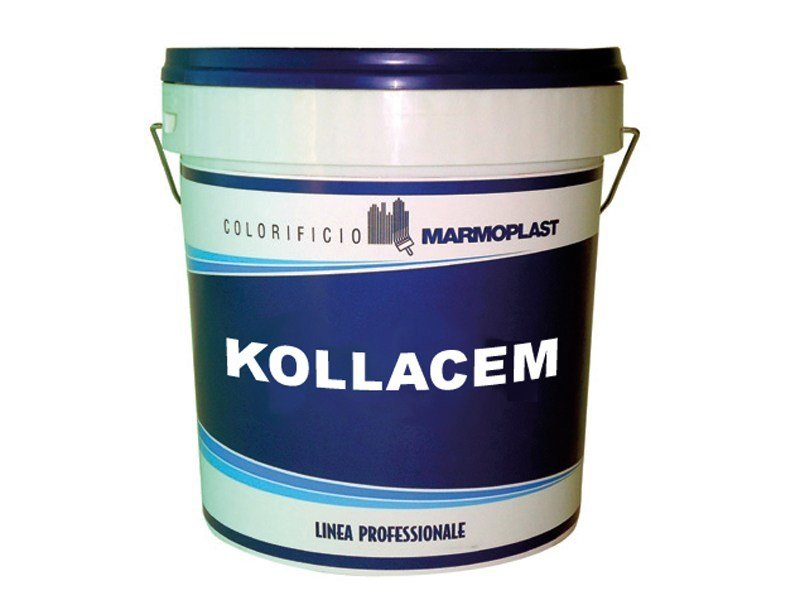 Additive for cement and concrete KOLLACEM by Marmoplast