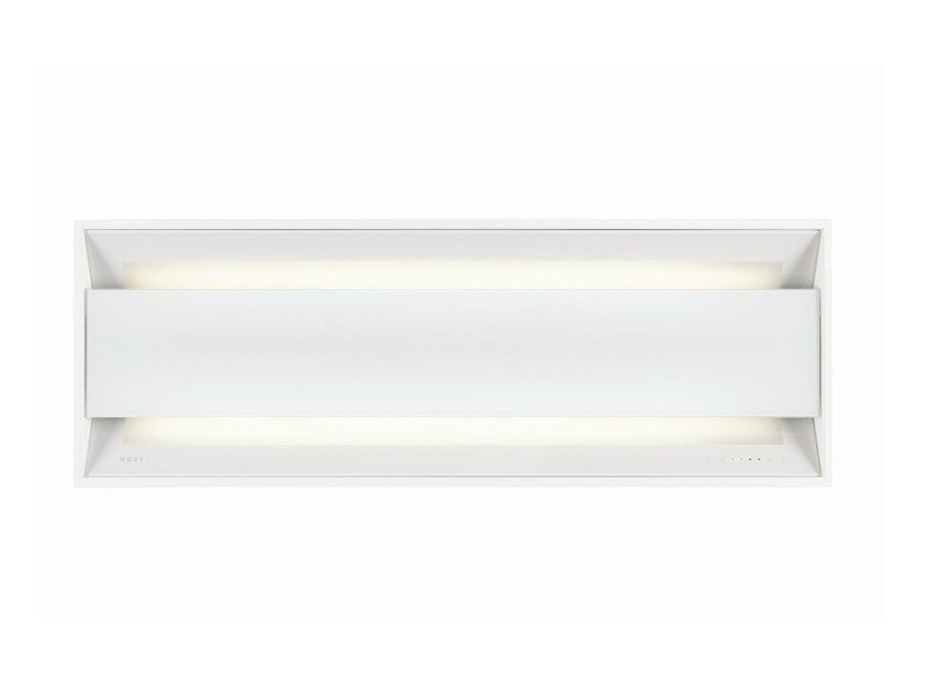 Built-in cooker hood with integrated lighting 897 TOUCH - NOVY