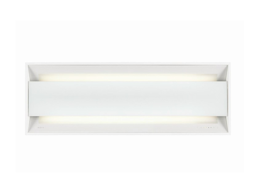 Built-in cooker hood with integrated lighting 898 TOUCH - NOVY