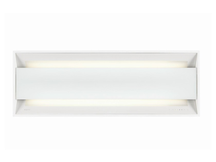 Built-in cooker hood with integrated lighting 899 TOUCH - NOVY