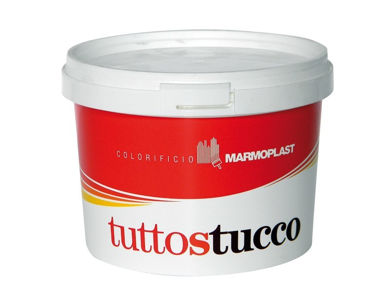 Skim coat and cementitious finish for plaster TUTTOSTUCCO by Marmoplast