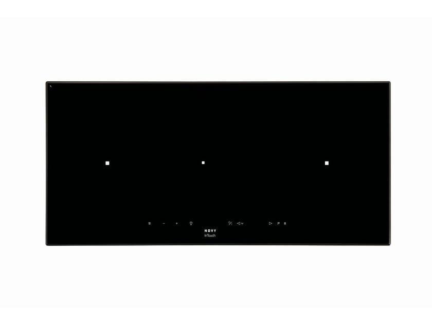 Induction hob 1757 INDUCTION COMFORT - NOVY