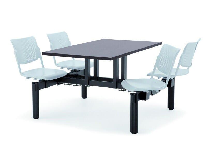 Plate beam seating LAMIA METAL | Beam seating - Diemmebi