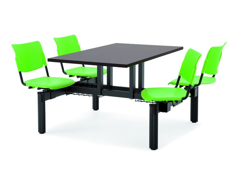 Polypropylene beam seating LAMIA PLASTIC | Polypropylene beam seating - Diemmebi