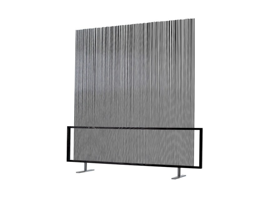 Room divider SPAGHETTI WALL by Howe