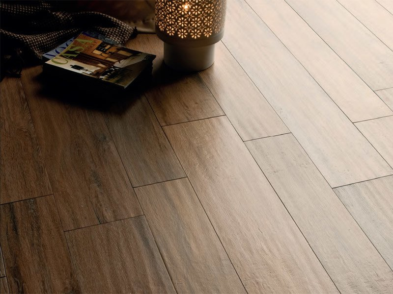 Porcelain stoneware wall/floor tiles with wood effect S.WOOD by CERAMICA SANTAGOSTINO