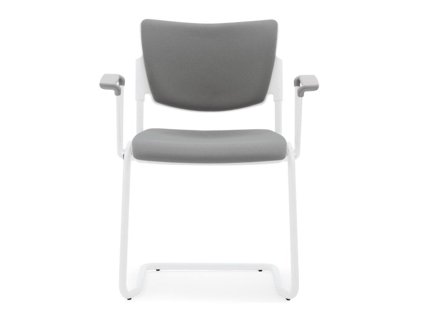 Waiting room chair with Armrests LAMIA SOFT | Waiting room chair with Armrests - Diemmebi